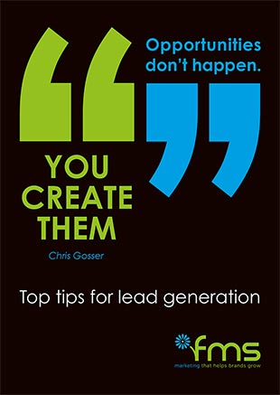 Top tips for lead generations